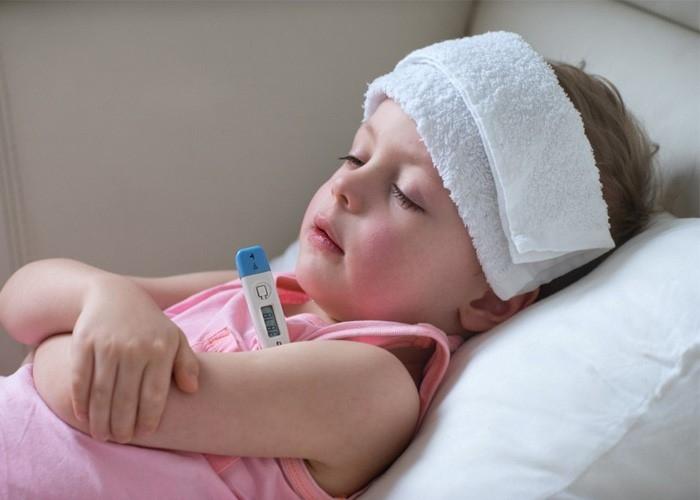 Lá tre giúp giảm sốt ở trẻ nhỏ