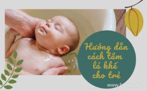 Hướng dẫn mẹ cách tắm lá khế cho trẻ sơ sinh an toàn