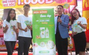 Fons Care Baby chúc mừng khai trương BiboMart 280 Phan Trọng Tuệ