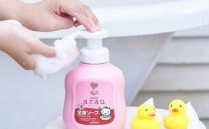 Sữa tắm Arau có tốt không? Công dụng như thế nào?