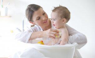 6 loại sữa tắm cho bé bị chàm an toàn và lành tính