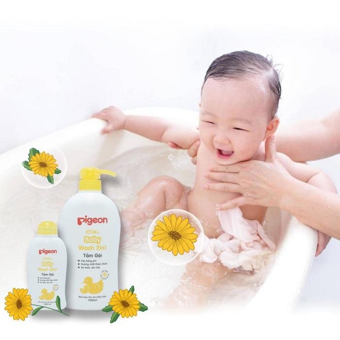 Những ưu điểm vượt trội của sữa tắm Pigeon bố mẹ không nên bỏ qua