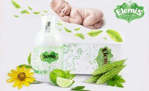 Review sữa tắm thảo dược Elemis cho trẻ bố mẹ nên đọc