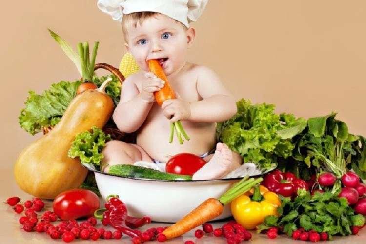 Cải thiện chế độ ăn cho bé