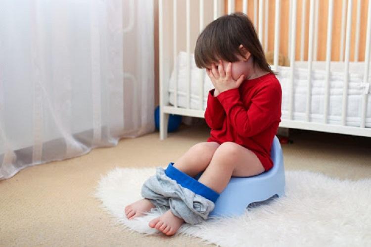 Có nhiều nguyên nhân khiến trẻ em ngứa hậu môn
