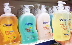 Sữa tắm cho bé Pureen có tốt không? Có mấy loại?